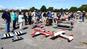 The Long Island Flying Eagles hosted its annual