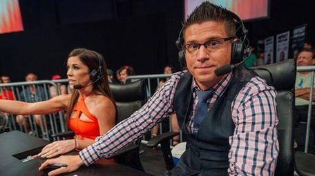 Global Force Wrestling announcer Josh Mathews says reports