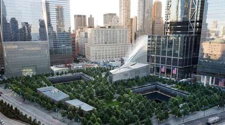 The National September 11 Memorial & Museum in