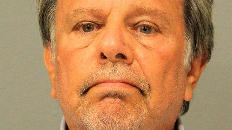 Howard Kaminowitz, 67, of East Meadow, was charged