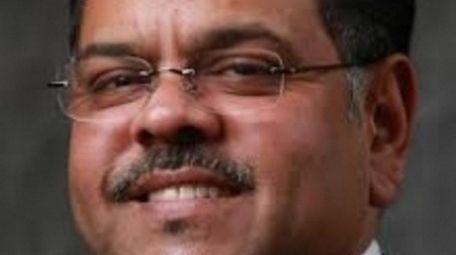 Raj Devasagayam of Glen Cove has been hired
