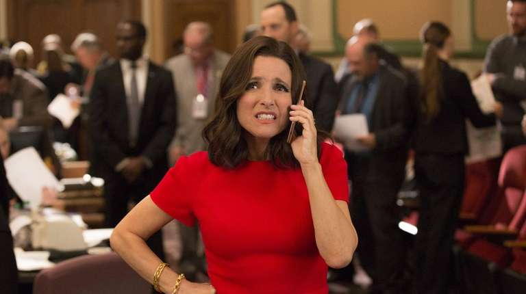 Julia Louis-Dreyfus in