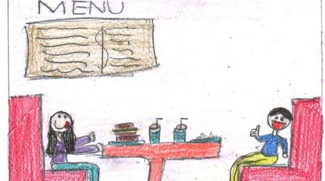 Off the Block restaurant in Sayville features burgers
