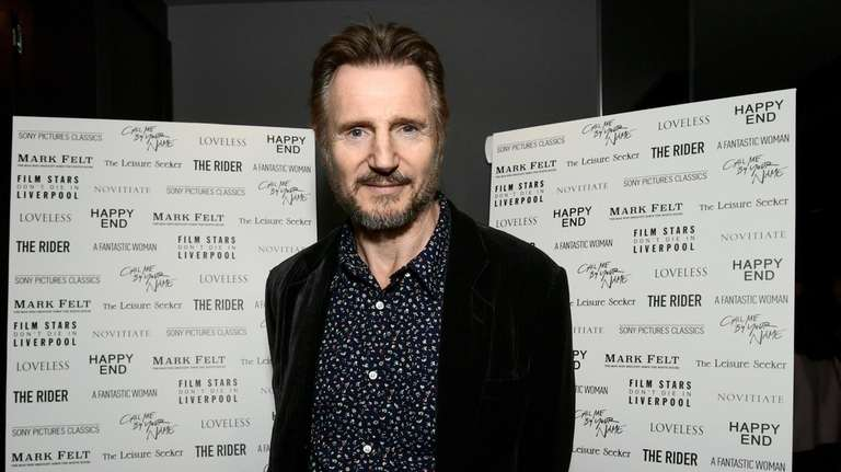 Liam Neeson attends the Sony Pictures Classics TIFF