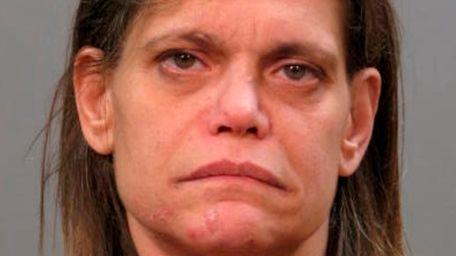 Patricia M Piacente, 50, a Selden taxi driver,