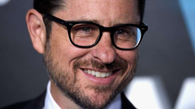 J.J. Abrams, above, replaces Colin Trevorrow on the