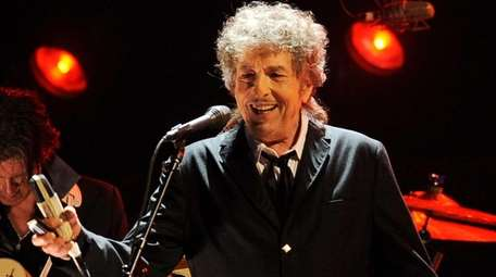 Tickets for Bob Dylan's Nov. 8 Nassau Coliseum
