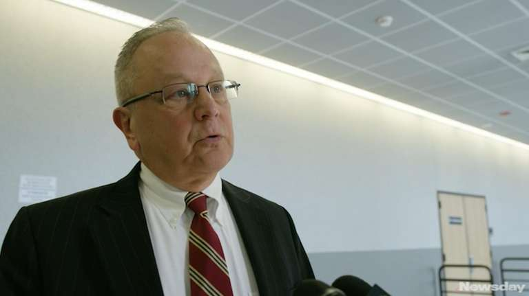 Suffolk County Assistant District Attorney Robert Biancavilla discussed