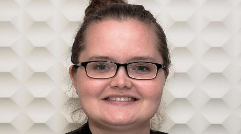 Kristin Lohr of Kings Park has been hired