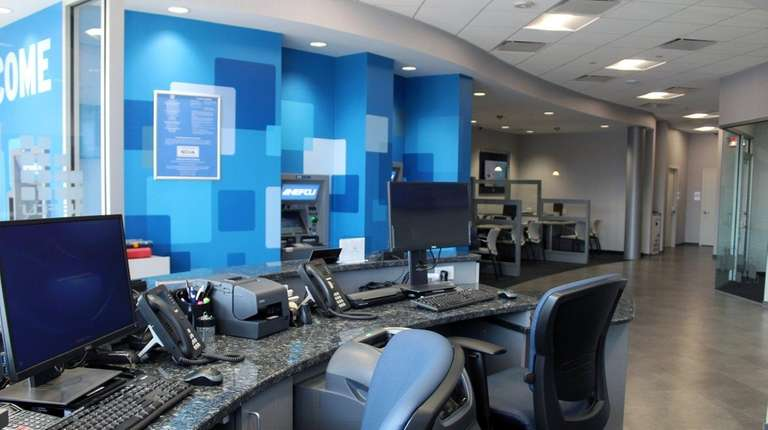 NEFCU's new Levittown branch its first in