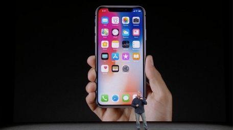 Phil Schiller, Apple's senior vice president for worldwide