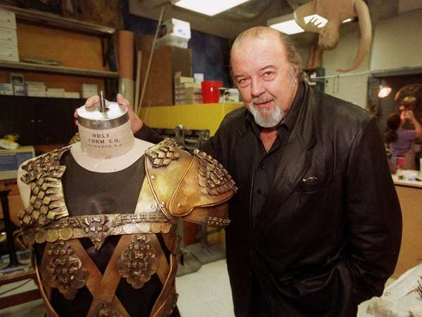 Sir Peter Hall, above in Sept. 6, 2000,