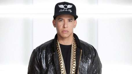 Reggaeton music pioneer Daddy Yankee.