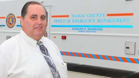 Craig Craft, commissioner of Nassau County's Office of