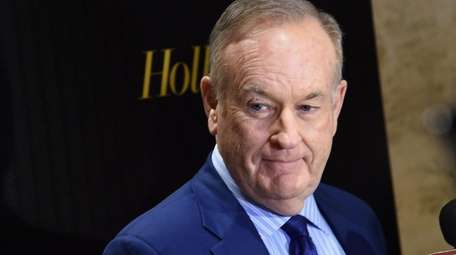 Bill O'Reilly attends the Hollywood Reporter's 2016 35