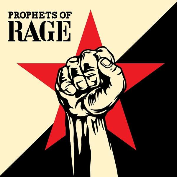 Prophets of Rage's self-titled album comes out Sept.