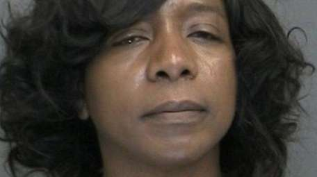 Judy Campbell, 53, of Amityville, was arrested and