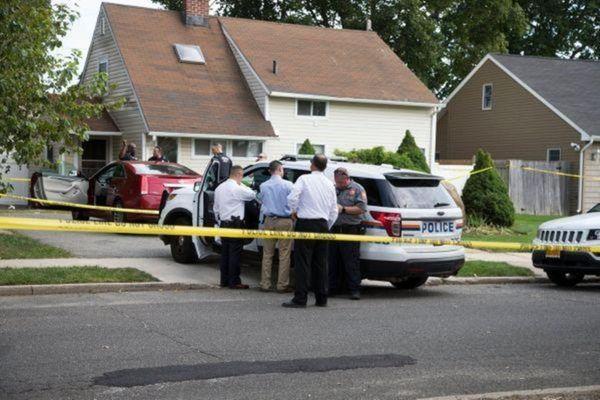 Nassau police said two