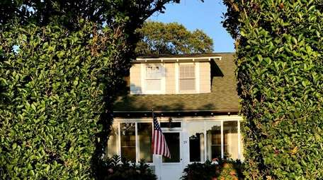 Bellport is a quaint small town on the