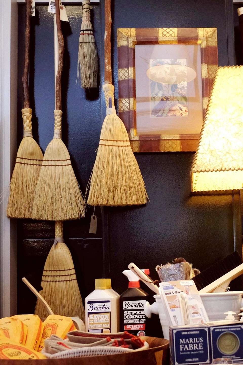 Cleaning supplies on sale at Copper Beech in