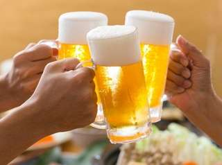 Grab a beer at an Oktoberfest event on