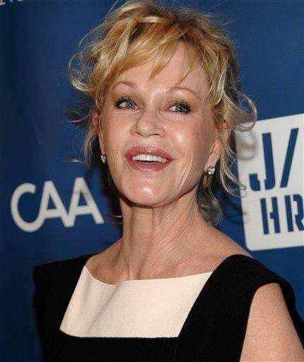 Melanie Griffith first underwent surgery in December 2009