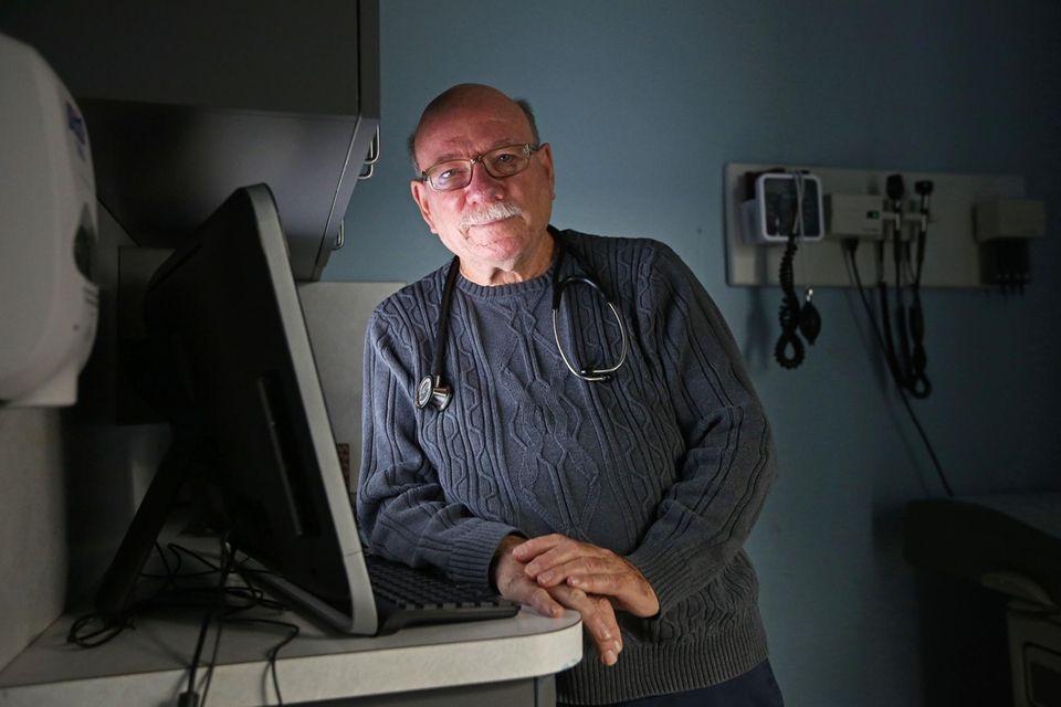 DR. DAVID HECKLER, Port Jefferson Station Family physician