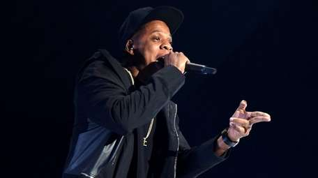 Jay-Z headlines Friday.