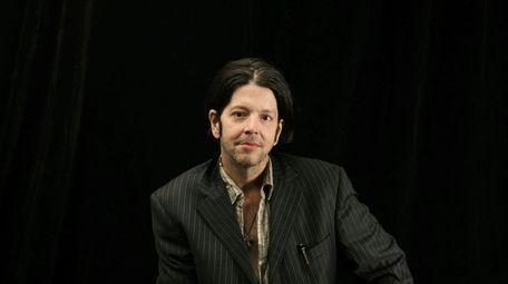 Former Husker Du drummer Grant Hart, above in