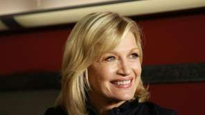 Diane Sawyer takes over as anchor of ABC's