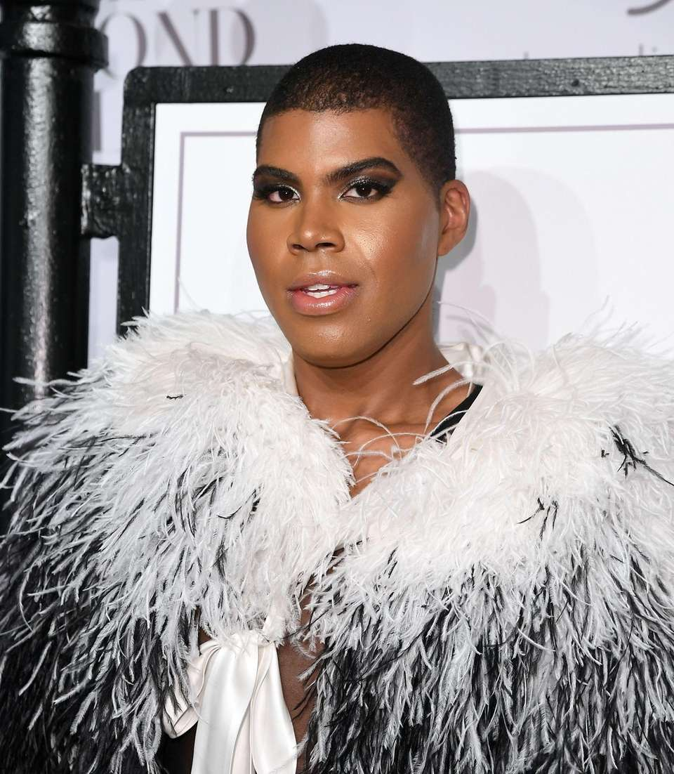 Magic Johnson's son EJ Johnson attends Rihanna's third