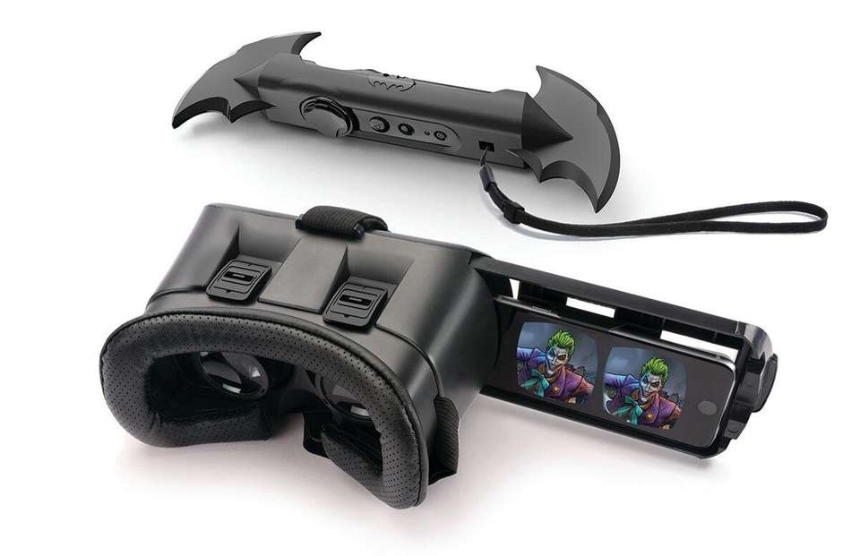 With this all-in-one VR gaming system, kids can