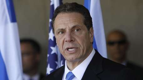 Gov. Andrew M. Cuomo on March 5, 2017.