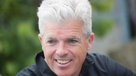 Suffolk County Executive Steve Bellone is shown in