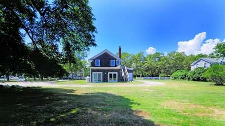 First-floor commercial space in the approximately 3,000-square-foot Quogue