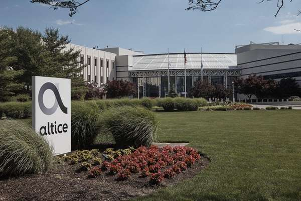 Altice USA office, 1111 Stewart Ave., Bethpage, June