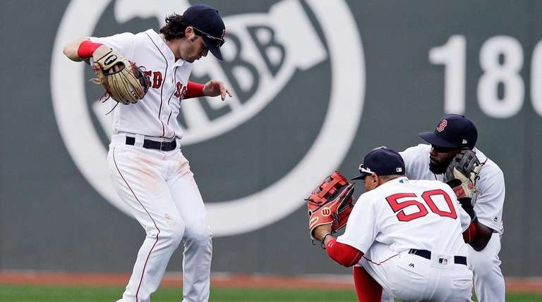 The Red Sox were fined by MLB for