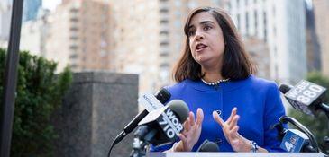 Mayoral candidate Nicole Malliotakis said Mayor Bill de