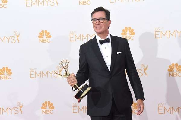 Stephen Colbert Hilariously Mocks Trump For Never Winning an Emmy