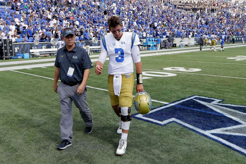 First, the good: Rosen threw for 463 yards