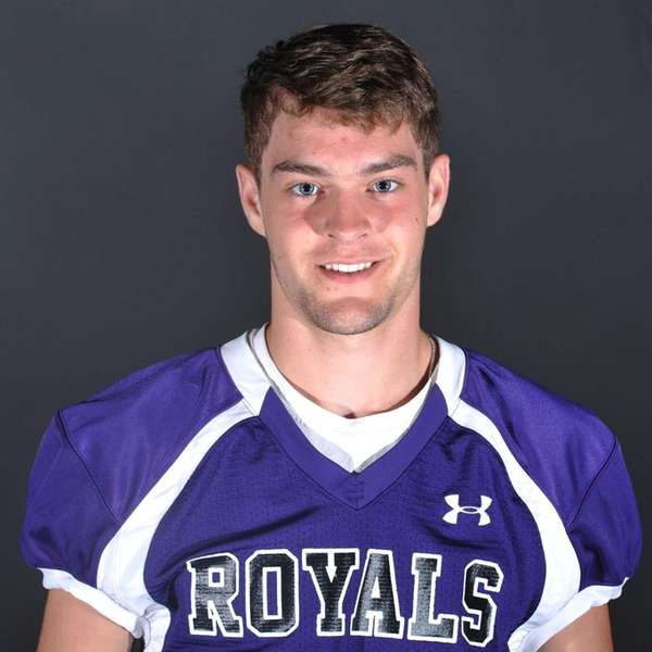 Jack Collins accounted for five touchdowns in Port