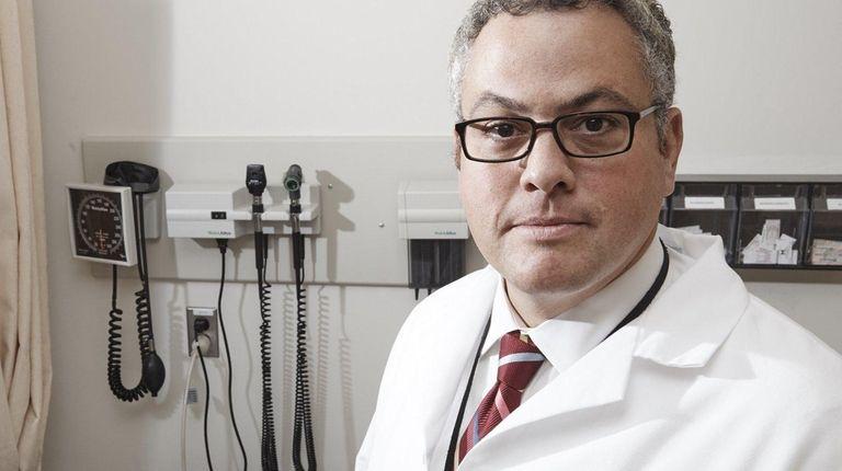 Dr. Joshua Miller, director of diabetes care at