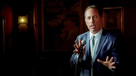 Jerry Seinfeld on Netflix's