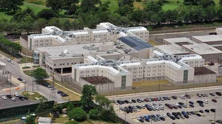 Nassau County Correctional Center is seen here in