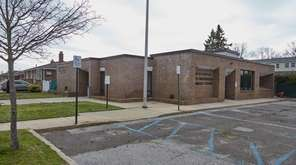The North Massapequa Community Center is pictured in