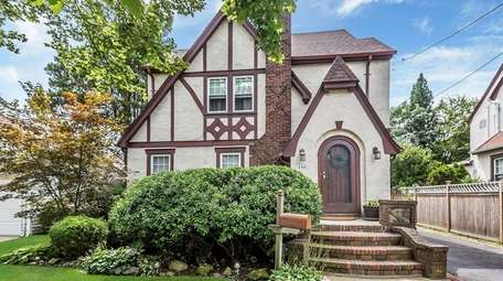 This four-bedroom West Hempstead Tudor is listed for