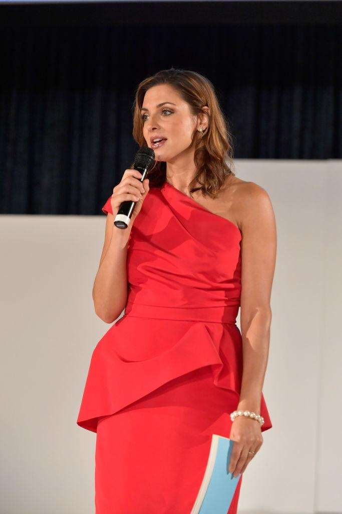 Paula Faris, who began as a correspondent for