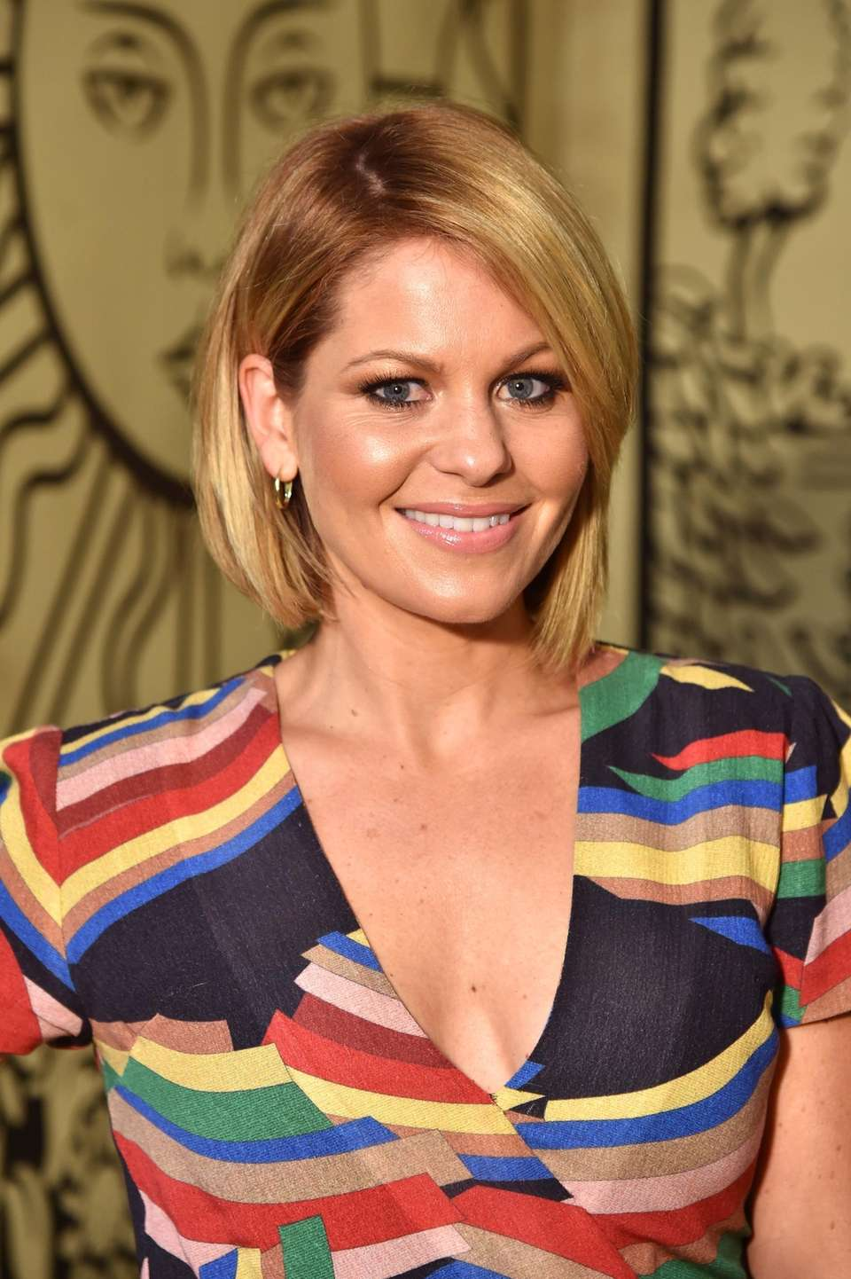 Actress Candace Cameron Bure joined