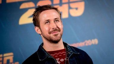 Ryan Gosling, seen here on Tuesday, Sept. 19,