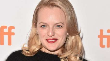 Double Emmy winner Elisabeth Moss has a supporting